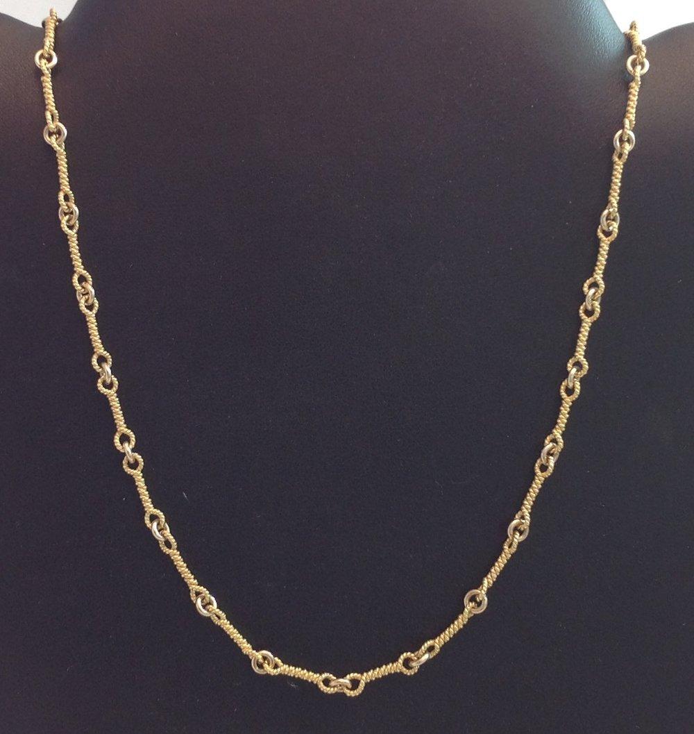 Handmade Italian Chain