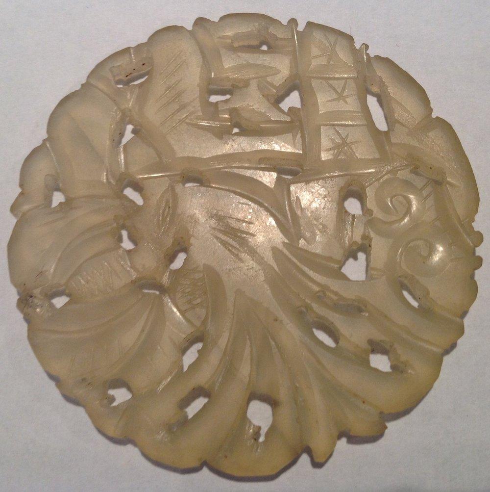 Carved Nephrite Jade
