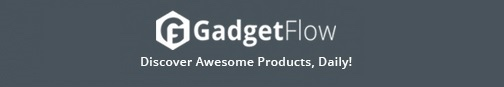 We love that you don't have to remove the device from its protective case to use TabletHookz - GadgetFlow article/review