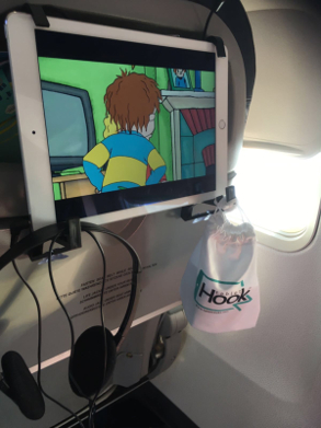 Make your own entertainment on Thomson Airways with TabletHookz
