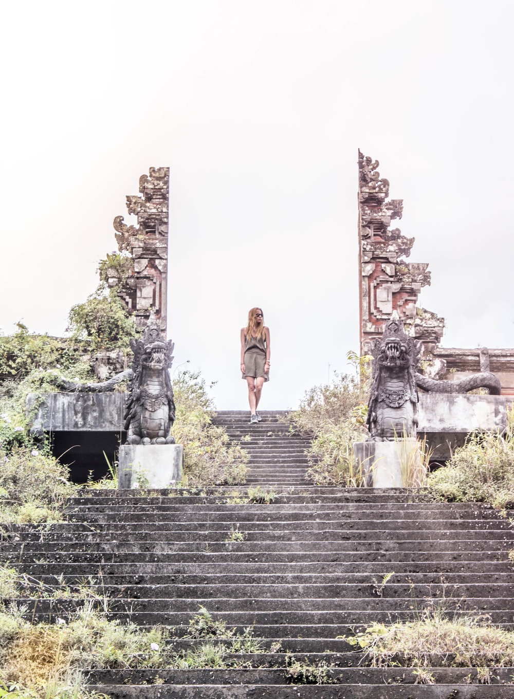 Bali Ghost Hotel Instagram Worthy places in Bali