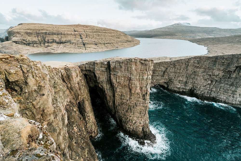 Picture from  Renee Roaming and her wonderful Faroe Island Travel Guide