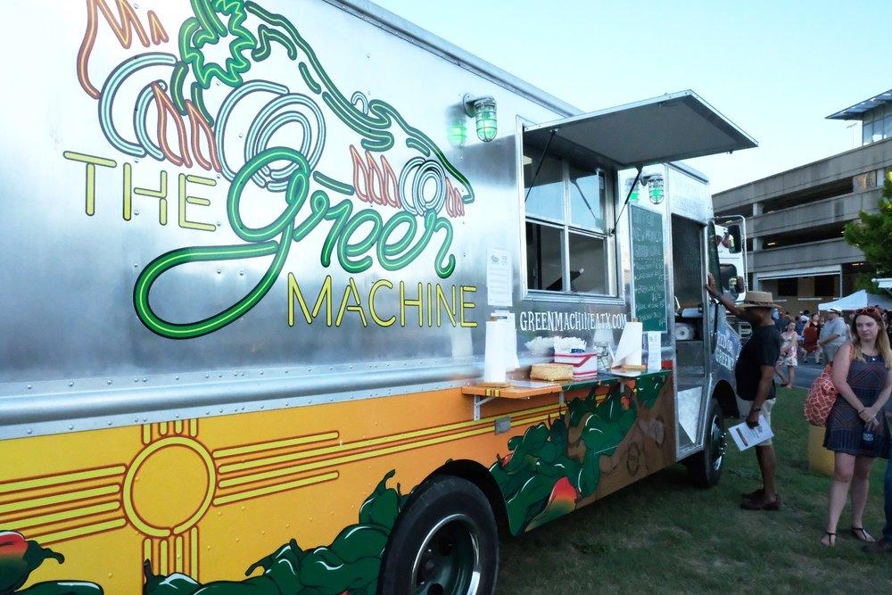 thegreenmachine