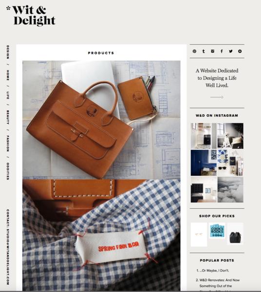 Wit & Delight Blog April 2013