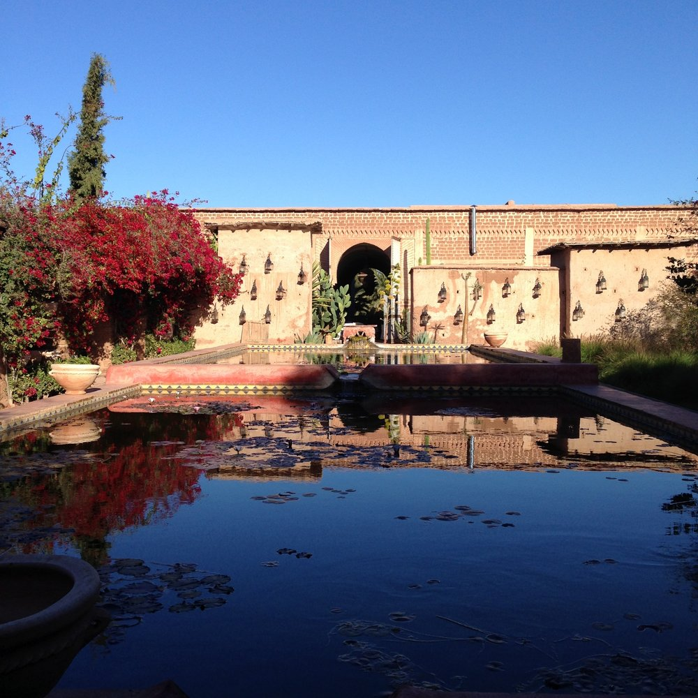 Marrakesh Marrakesh talin spring spring finn and co travels beldi country club