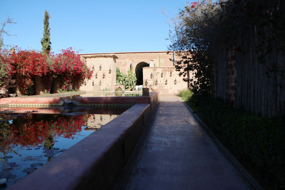 Beldi Country Club Marrakesh talin spring spring finn and co travels