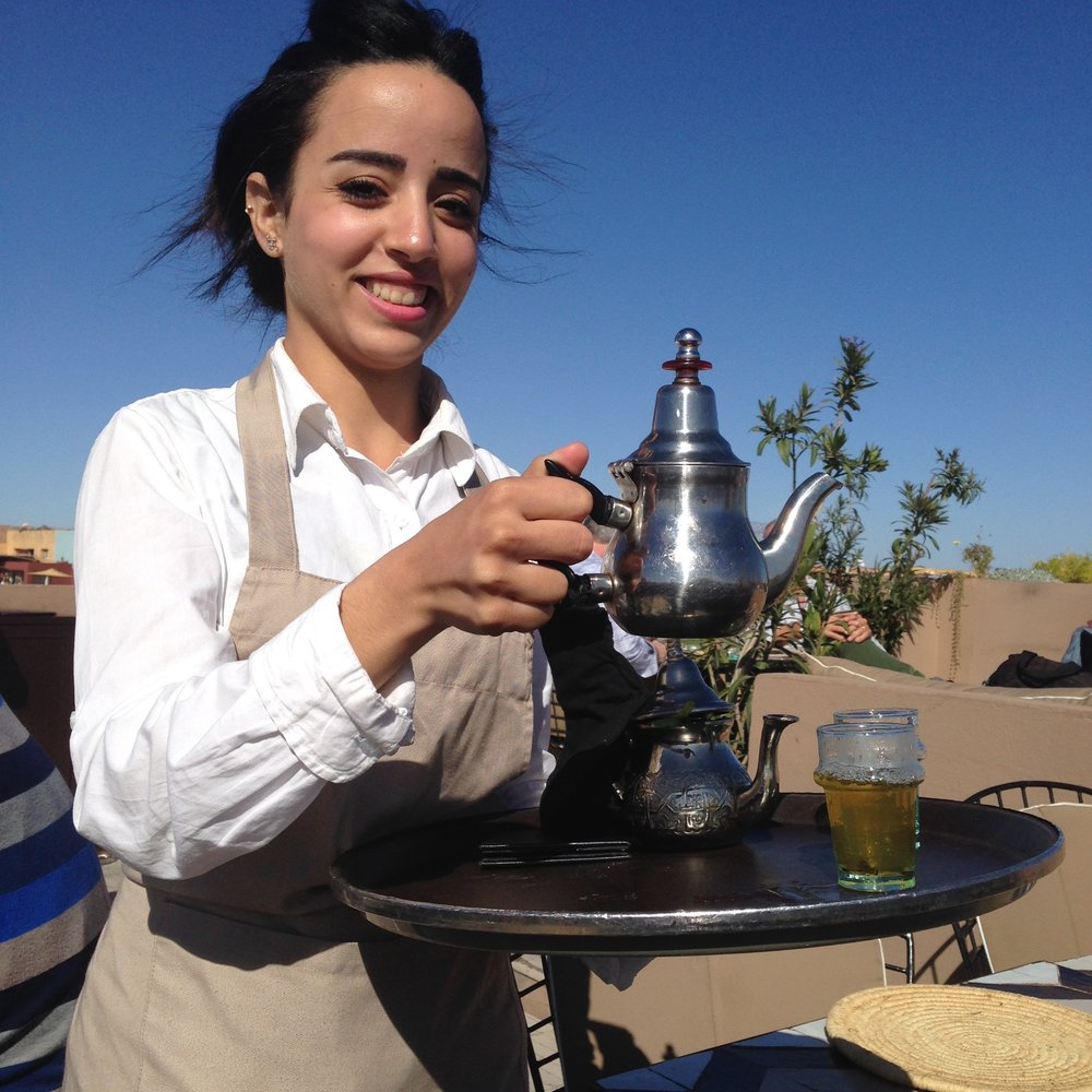 Cafe des Epices Marrakesh