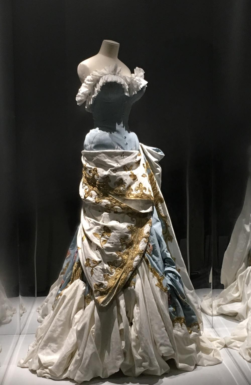Dior - exhibition aux Musée des Arts Décoratifs, Paris