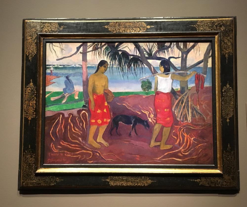 Gauguin Artist as Alchemist art institute chicago