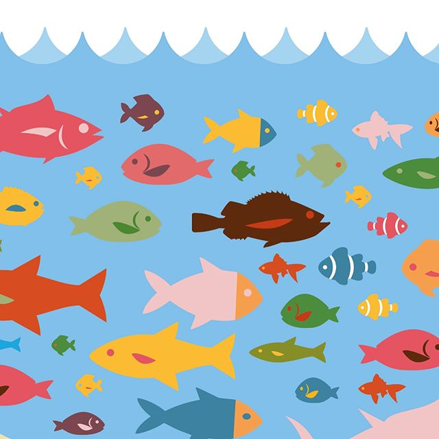 Holocene Vs Anthropocene 🐟🌍 #🐟 #design #book design #anthropocene #designstudent #ocean #graphics #graphicdesign #geologist #illustrator #adobe #mac #apple #cc #sea #nemo #fish #bigblue #colour #colourful