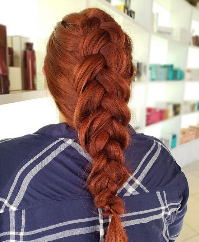 🏝 ARIEL v i b e s 🏝  Stylist: Lindsay.  #haircolor #goodhair #braids #hairstyles #trichosalonandspa #annarbor #hairstylist #redhair #beautifulcolor #annarborsalon #hair #hairoftheday #hairenvy #copperhair #trichoa2 #annarborhair #annarborcolorist #briarwoodmall #hairstyle #braided #colorgoals #michigansalon #goals #hairinspo #michiganstylist #balayage #healthyhair #inspiration @modernsalon @american_salon @hairbrained_official @bestofbalayage
