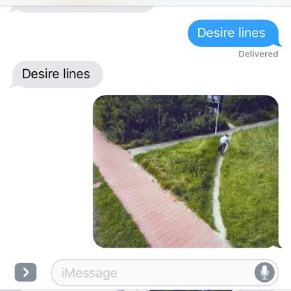 desire signs