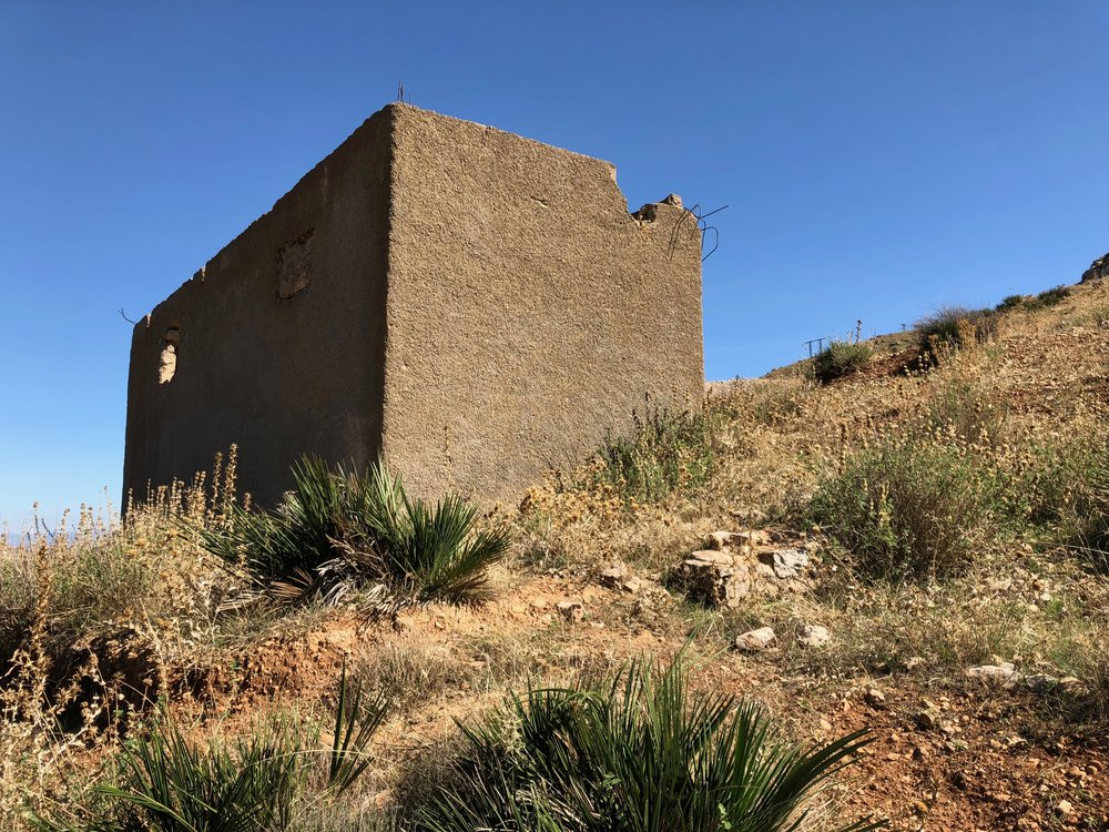 Site for Alter IV -  2018 Sefrou, Morocco.