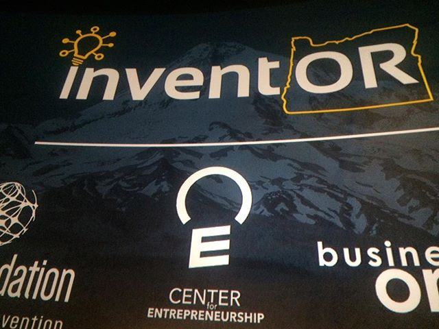 "Congrats to all the amazing innovators and entrepreneurs who competed in the 2017 #InventOR Collegiate Final Competition in #portlandoregon! Oregon Tech's own Mathias and Baker placed and won ""Best Pitch"" for their invention and business idea, Helios Hive!!! Congrats goes to OregonTech's uMalt team for having the most impressive floor display and a remarkable presentation and journey! Here's to inspiring the #nextgeneration of #inventors!"