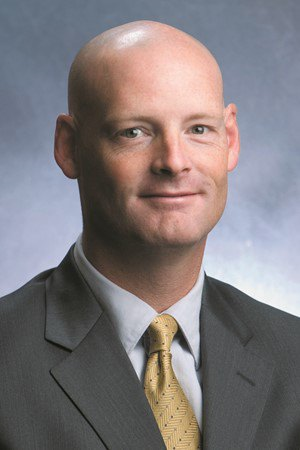 John Van Dyke, Oregon Tech's new Athletic Director