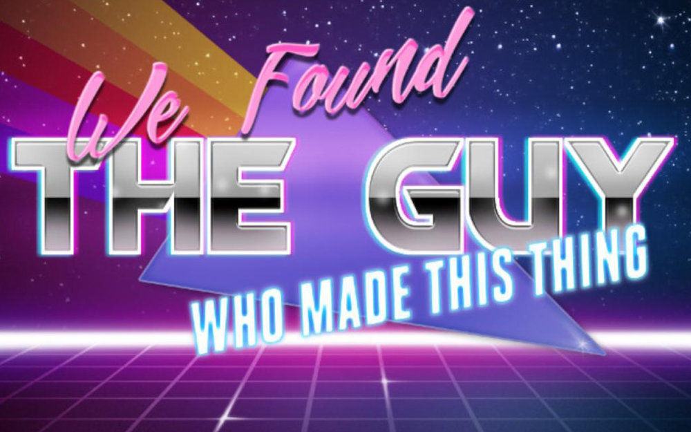 80s graphic inspiration