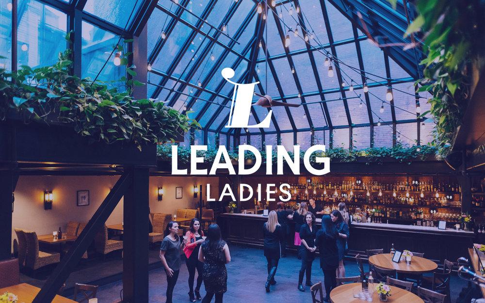 Leading Ladies Logo