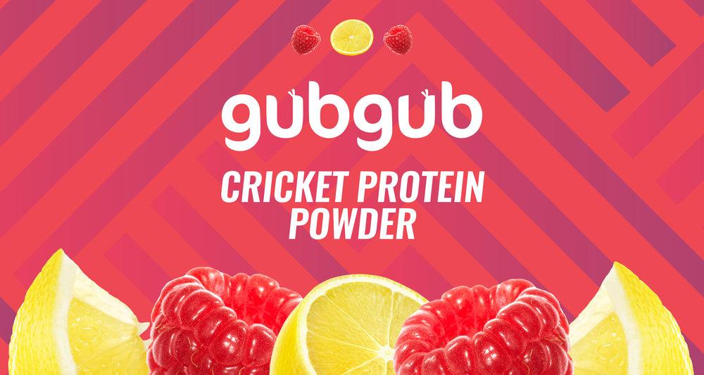 R&G Strategic, gubgub, cricket protein powder