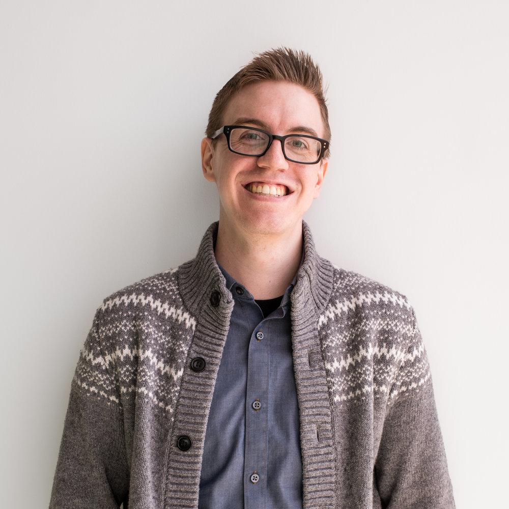 Andrew Chaisson, Junior Brand Strategist