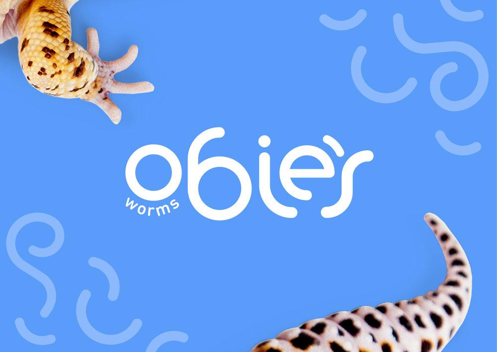 R&G Strategic, Obie's worms, Brand, logo