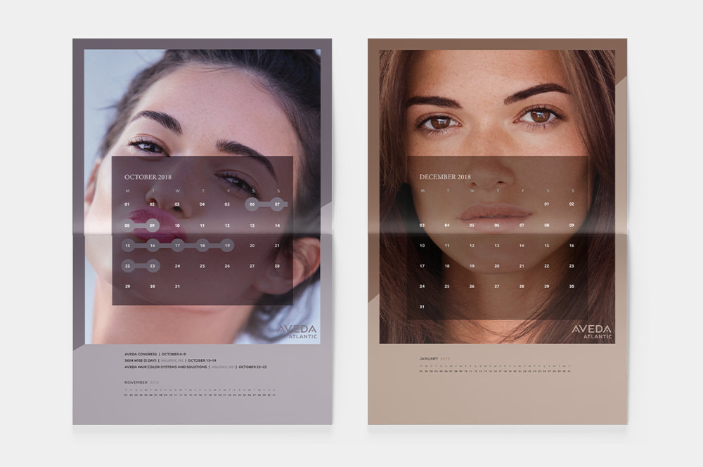 Aveda Calendar