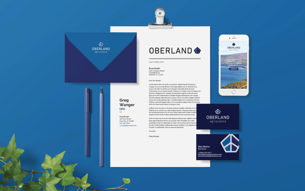 Oberland Agriscience Stationary