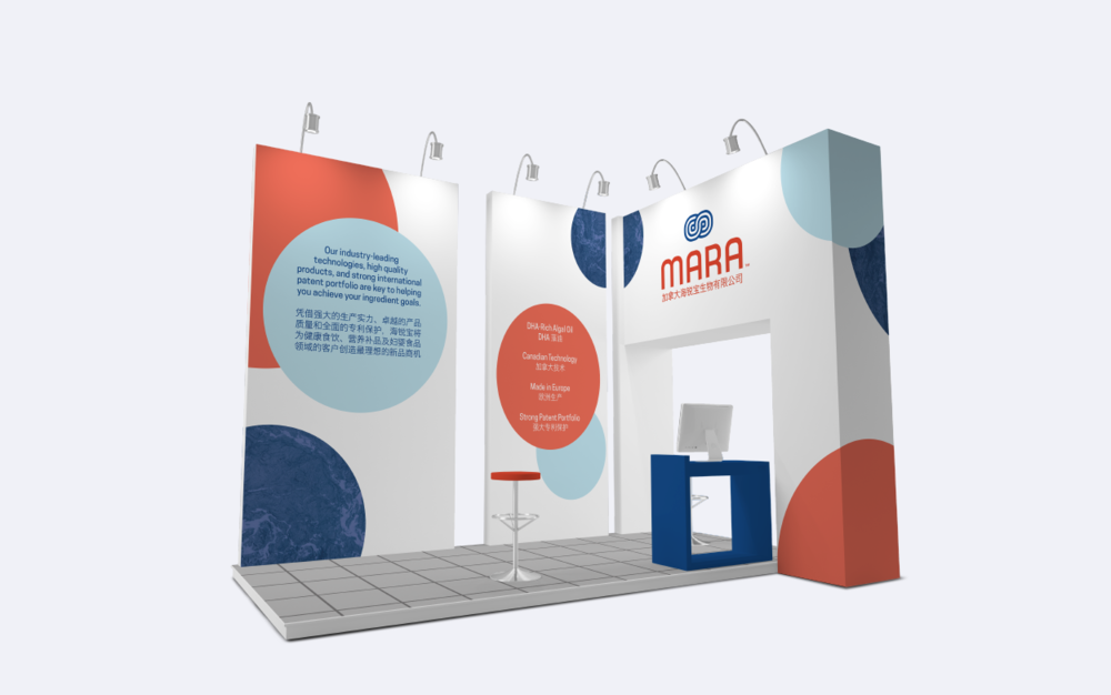 Mara Renewables Trade Booth