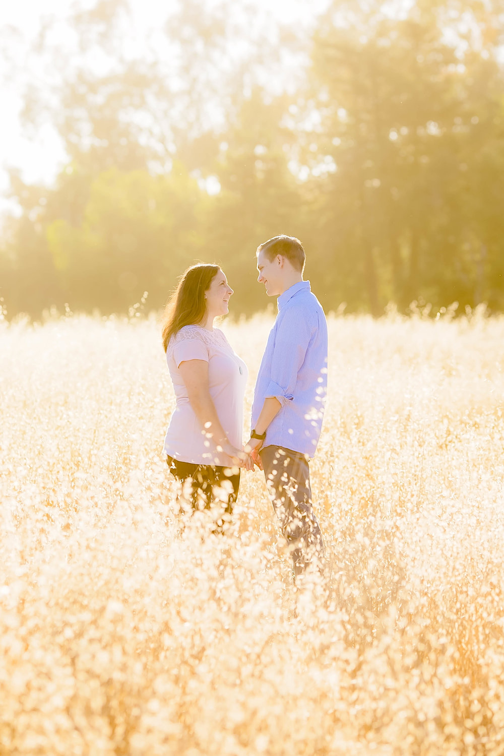 East Tennessee engagement photography, anniversary photography, sunset couple photo, Johnson City, TN photography
