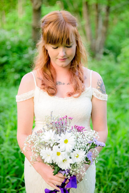 Beauty Spot Roan Mountain wedding, Appalachian Trail engagement, East Tennessee wedding photography, East Tennessee mountain wedding, bridal portrait