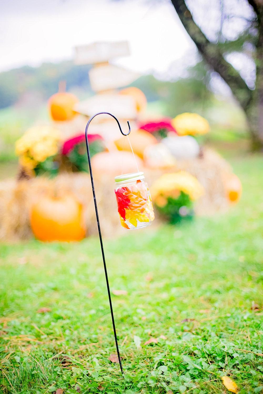 Mountain City, TN farm wedding, East Tennessee fall wedding, Tri Cities Wedding, ceremony details