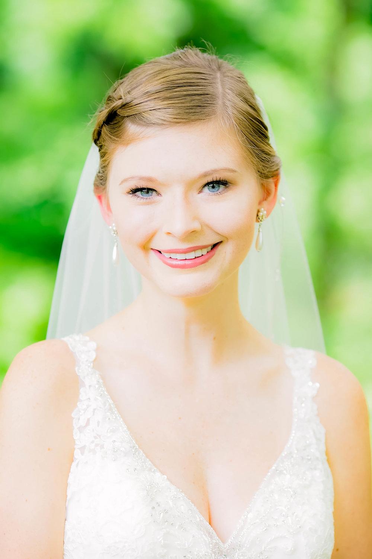 Hot Springs, NC wedding, East Tennessee Wedding photography, bridal portrait