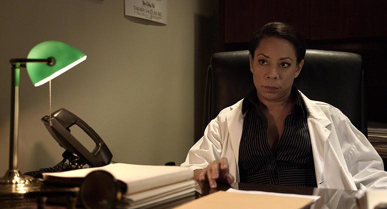 Orange Is the New Black's Selenis Leyva as Max's psychiatrist,Dr. Quenda