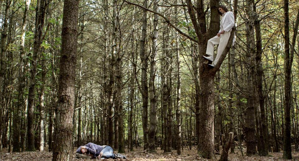 Getting lost in the forest with Max and Adam (Benjamin Frankenberg)