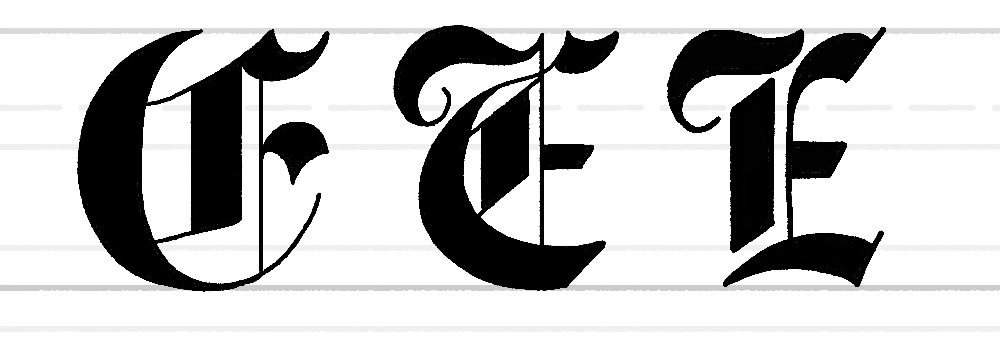Blackletter_E_Sample