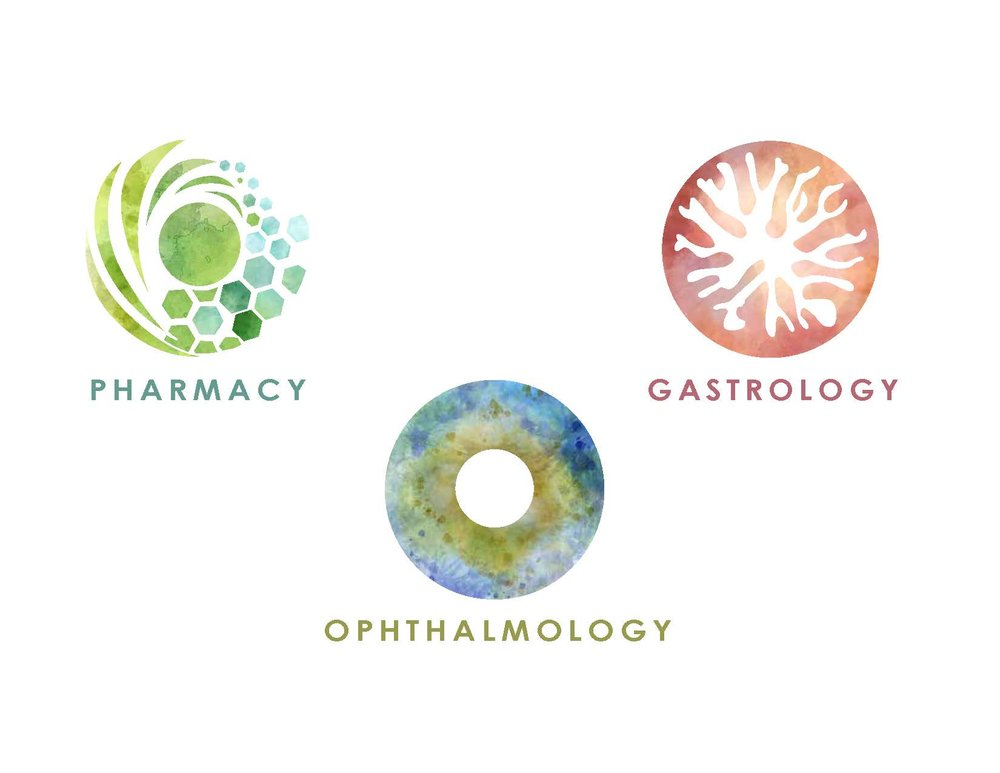 LOGOS: MEDICAL DEPARTMENTS