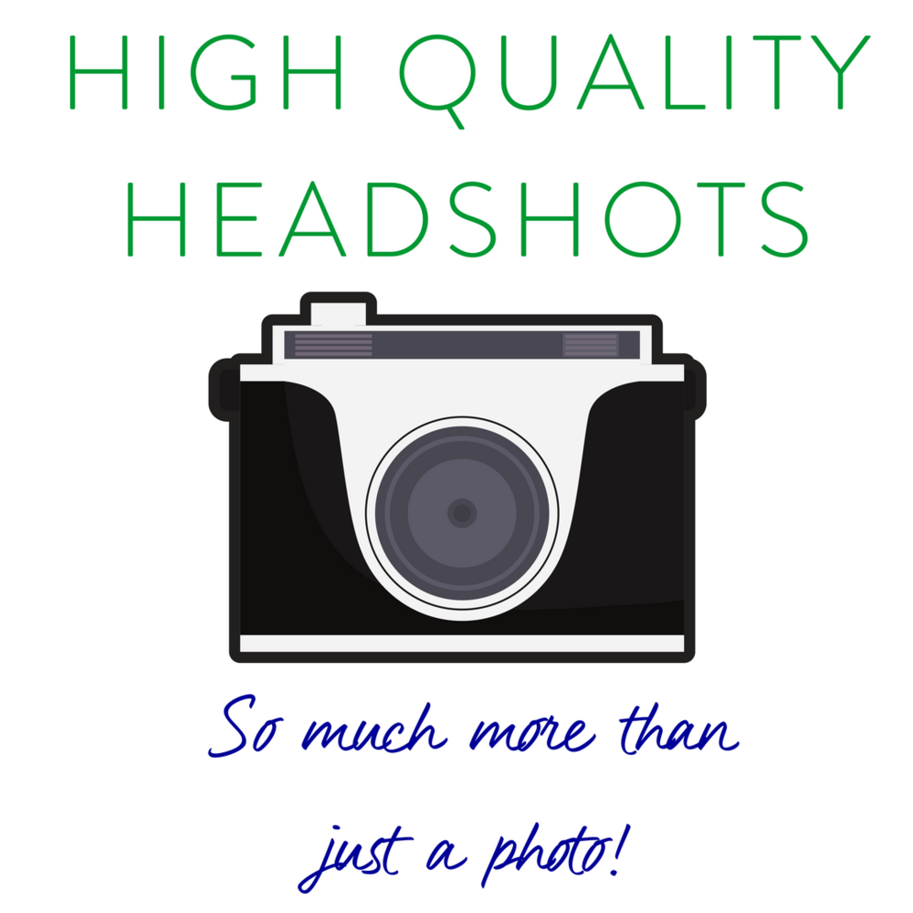 taking a quality professional headshot is important but learn what to do with the headshot once you have it