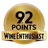 92  points out of  100  is listed in their top 100 spirits.