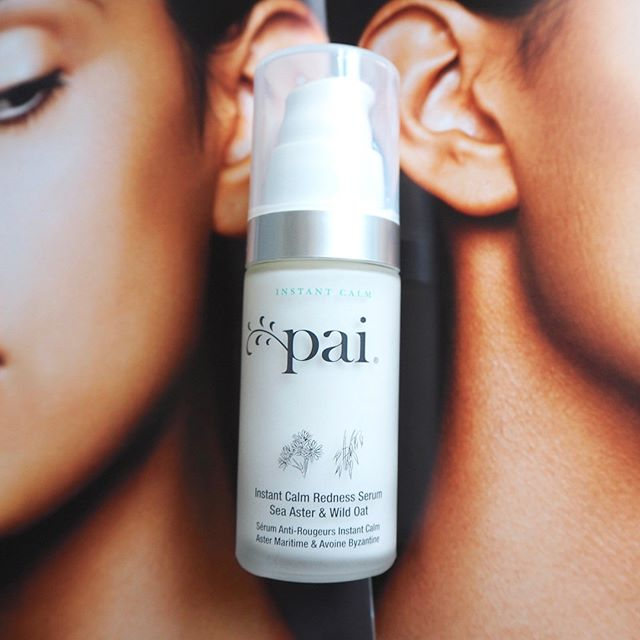 BEAUTY I This week we reviewed Pai skincare's calming serum, a perfect under makeup base to soothe sensitive skin. Read more on our site. • • • • • • #theeveproject #theoriginalwoman #community #news #woman #female #feminism #supportwomen #girlboss #blog #blogging #ethical #ethicalbrands #sustainable #sustainablebrands #reviews #collages #inspiration #advice #philanthropy #supportsmall #smallbusiness #beauty #makeup #skincare #naturalskincare #pai #serum