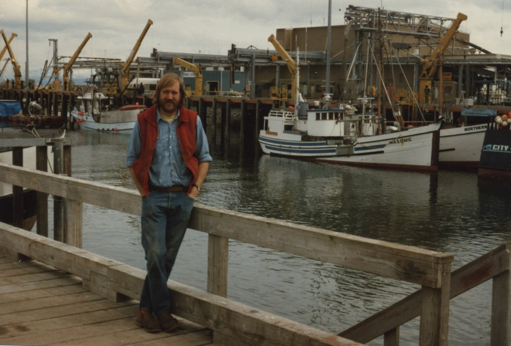 - Mark Lundsten and the Masonic in Homer, Alaska, in the summer of 1986. Eleven seasons later he made a movie about fishing for halibut and black cod in the offshore waters of Alaska and about how he learned to love the endangered short-tailed albatross....