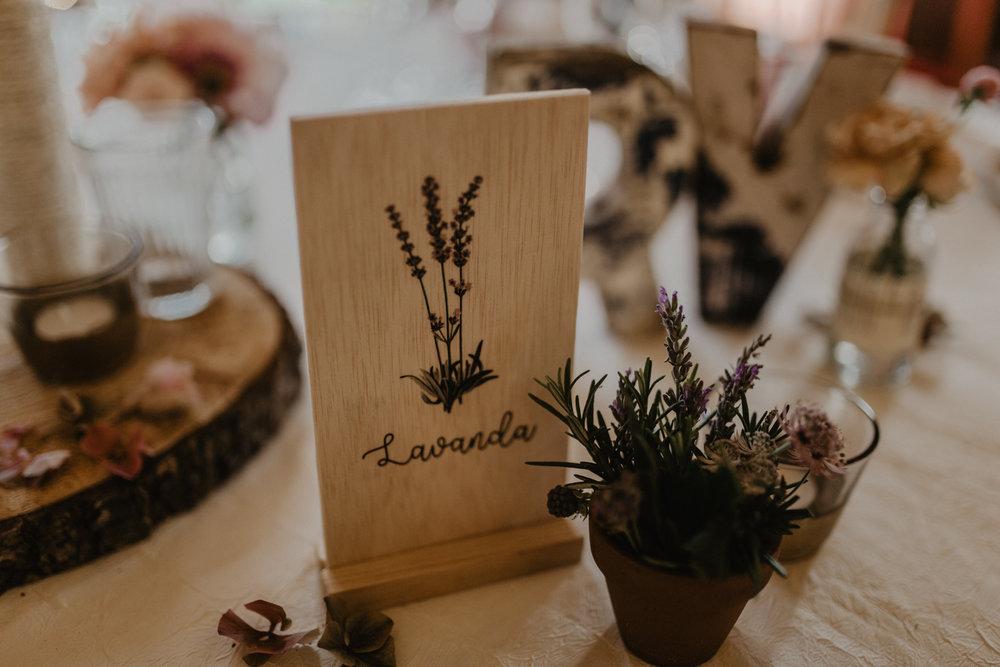 detalles, melicotó, fénix visual, boda en girona, boda civil, boda en la montaña,