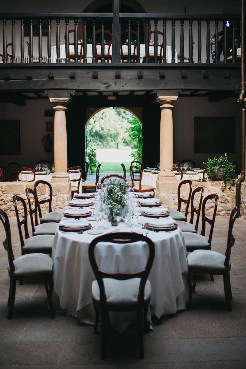 boda en palacio de meres
