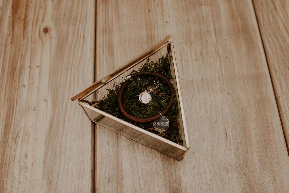 anillos, pulsera novios, boda dani y cris, fénix visual,