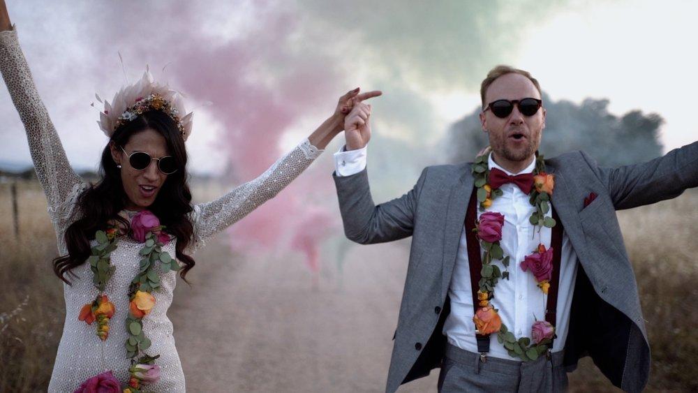 fenix visual, leti y jaime, boda hindú, fiesta,