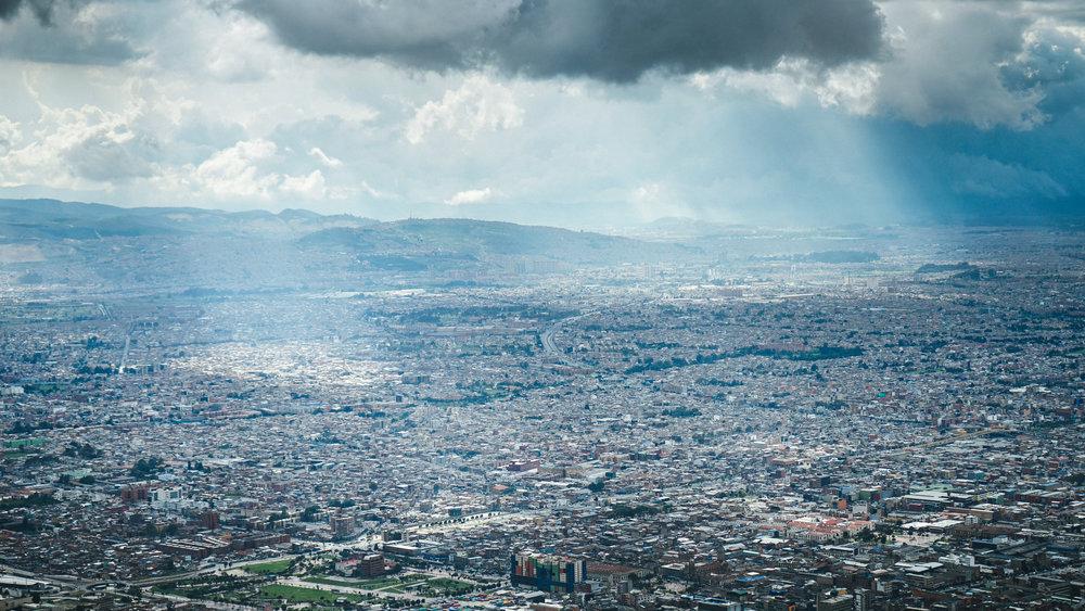 all Bogota photo's by Dan Gold