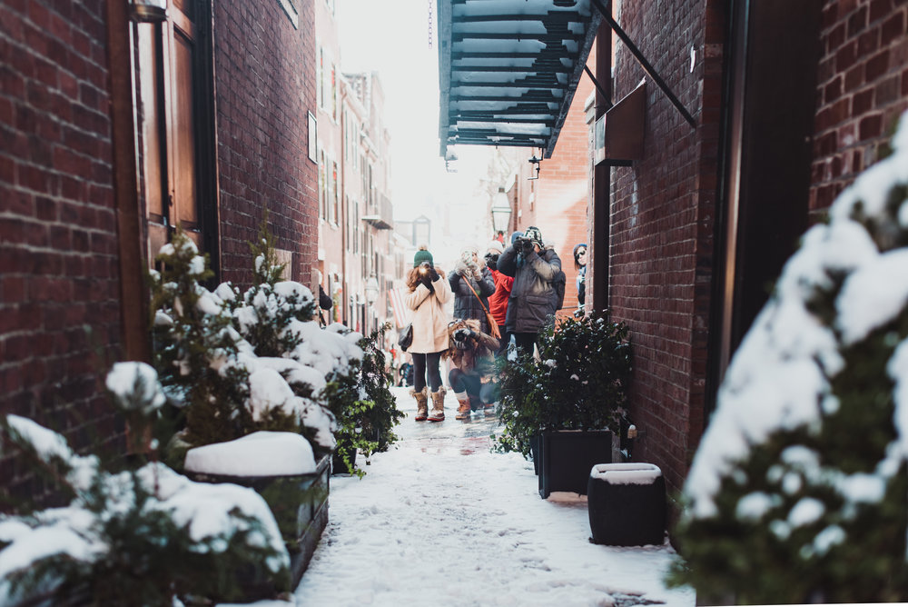 all Boston photos by Alice Rouse