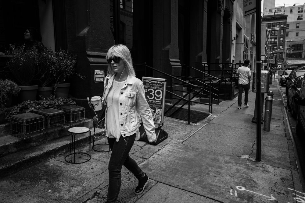 New York | Unsplash photo by Christian Koch| Download