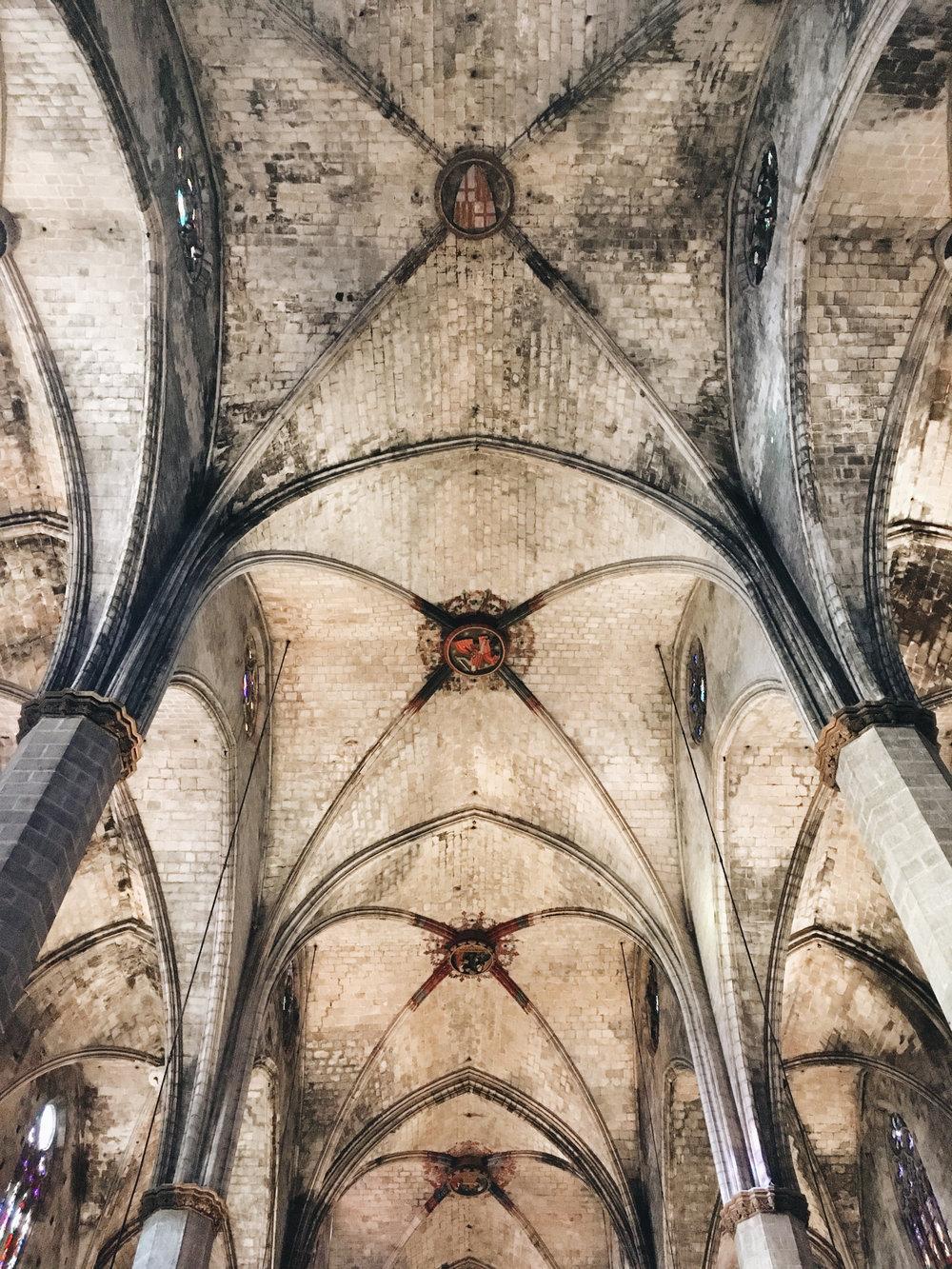 Barcelona | Unsplash photo by Ferran Fusalba| Download