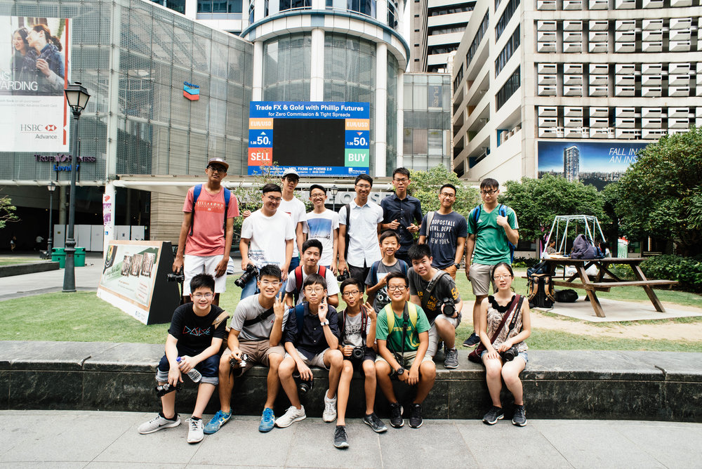 Unsplash Singapore Photowalk - photo c/o Klaus Tan