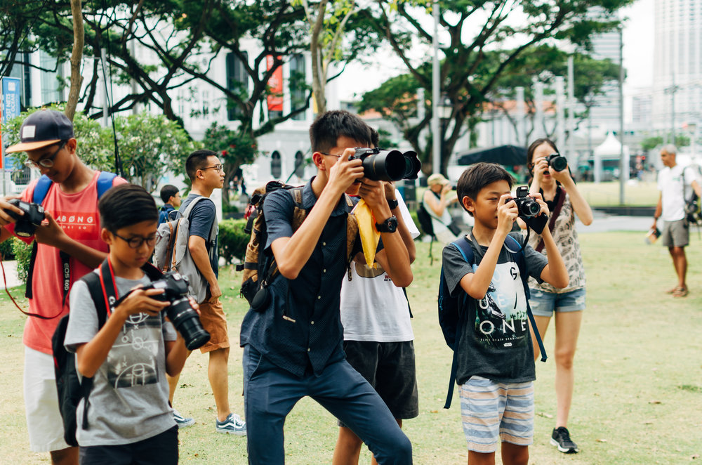 Unsplash Singapore Photowalk. Photo by Chuttersnap