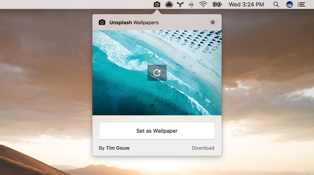 Download Unsplash Wallpapers for Mac or Android